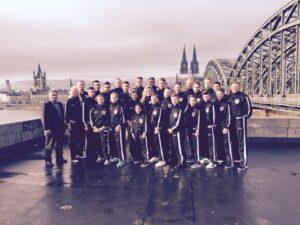 HARA Kickboxen Team Foto in Köln
